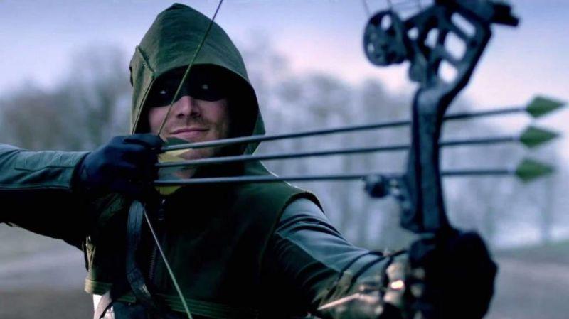 Kekuatan Green Arrow