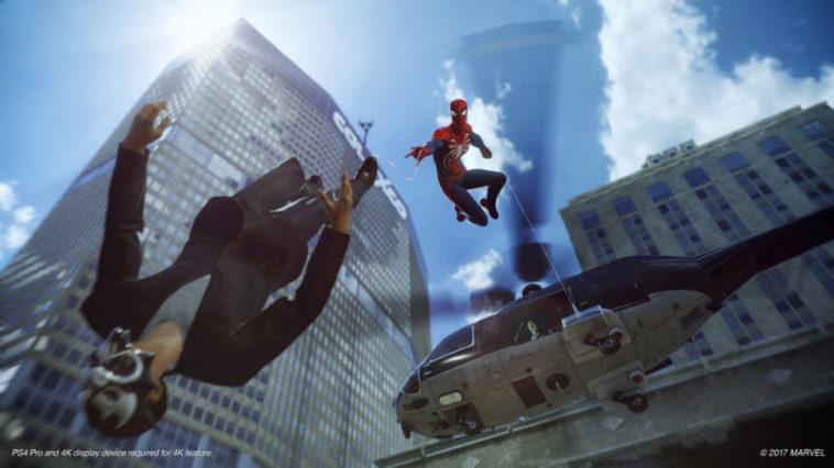 Tipe Musuh Baru Spider-man
