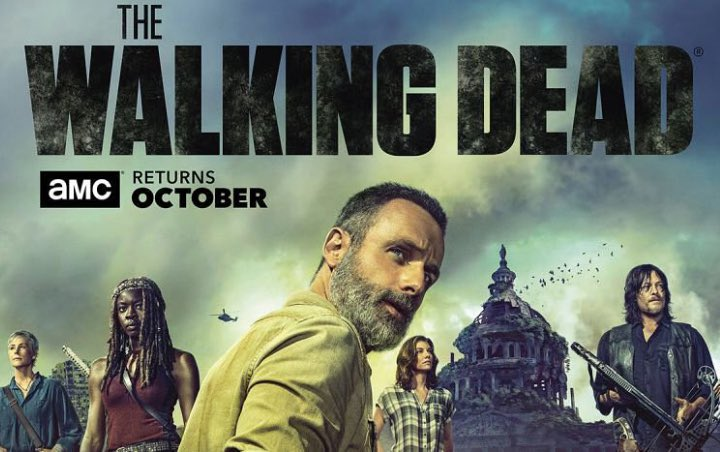 Poster The Walking Dead S9