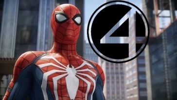 Spidey Fantastic Four 1121034