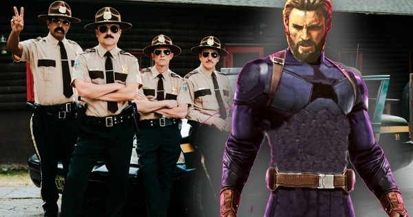 Super Troopers 3 Comot Judul Marvel