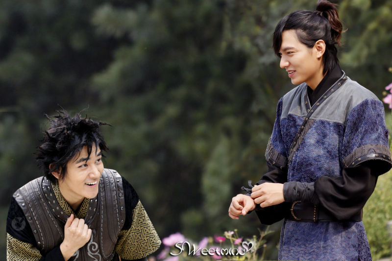 10 Rekomendasi Drama Korea Kerajaan Terbaik, Bisa Bikin Nostalgia Ke Zaman Dahulu! Faith