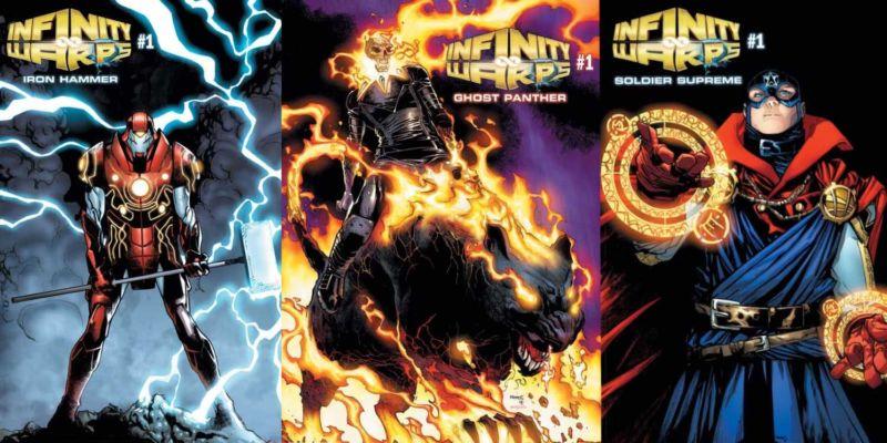 Infinity Wars: Infinity Warps