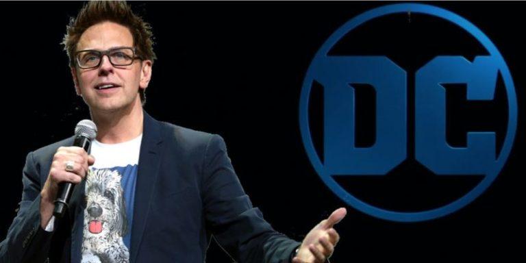 James Gunn Warner Bros DC