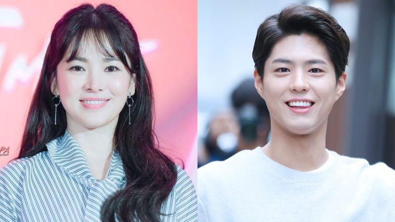 Park Bo Gum Dan Song Hye Kyo Akhirnya Mulai Syuting Drama 'Boyfriend'! Dafunda TV