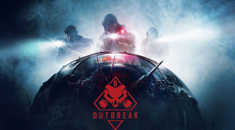 Rainbow Six Siege Outbreak