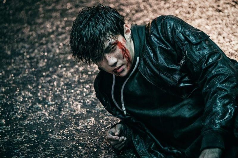 Sehun EXO Babak Belur Di Teaser Terbaru Web Film Dokgo Rewind! Sehun EXO