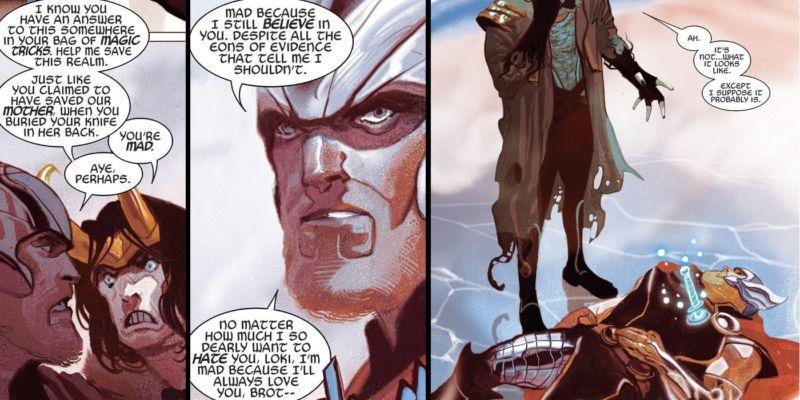 Thor Mati Ketika Memimpin Valkyrie Dalam Pertempuran, Kenapa Dafunda