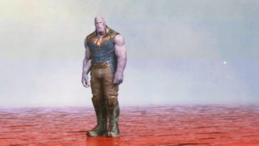 Alternatif Ending Infinity War