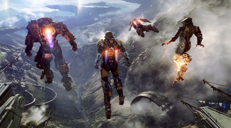 Anthem Mod Pc