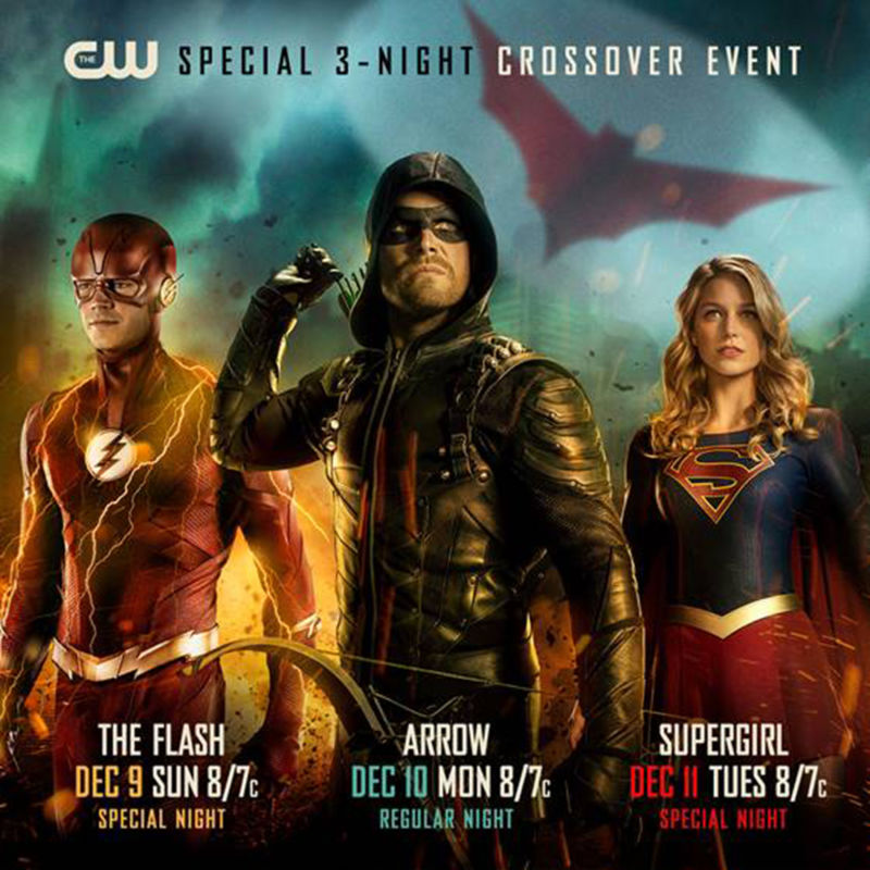 Arrow Crossover