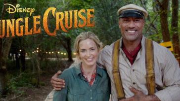 Dwayne Johnson Jungle Cruise Movie