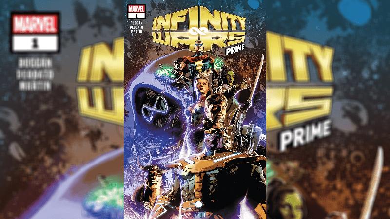 Gamora Bunuh Thanos Dalam Infinity Wars Prime