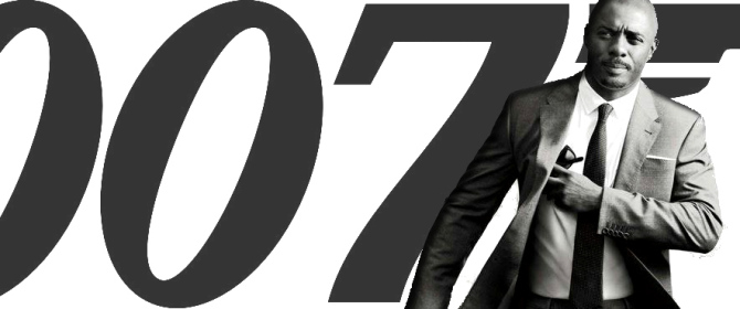 Idril Elba James Bond Rumor