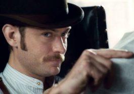 Jude Law Sherlock Holmes 3