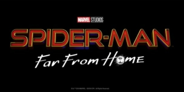 Logo Spiderman Far From Home