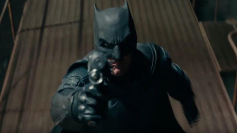 The Batman Tidak Adaptasi Cerita Year One