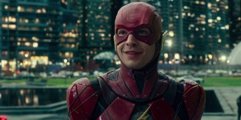 syuting film The Flash Movie