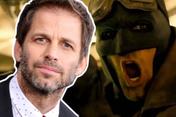 Zack Snyder Prajurit
