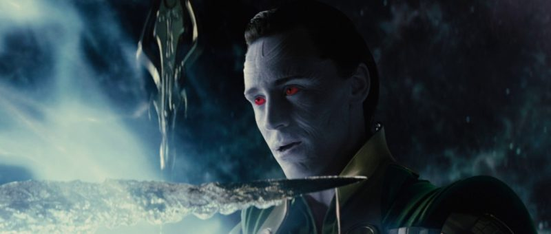 Kalian Semua Tertipu, Teori Loki Sebenarnya Tidak Mati Di Avengers Infinity War! Frost Giant