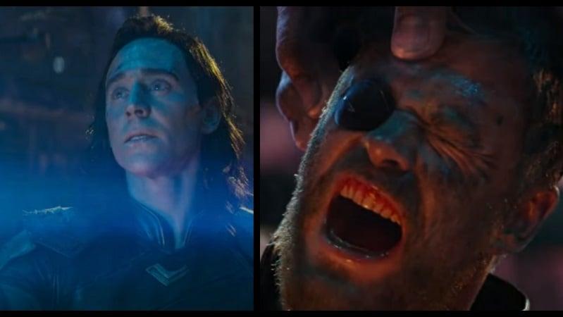 Kalian Semua Tertipu, Teori Loki Sebenarnya Tidak Mati Di Avengers Infinity War! Loki Mati