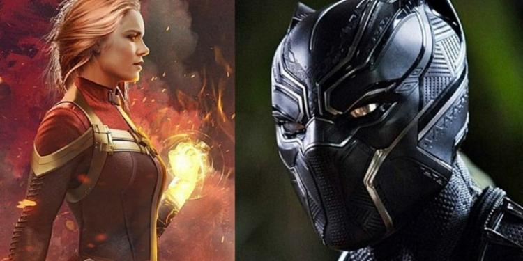 Captain Marvel Trailer Black Panther 2