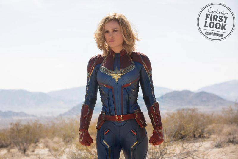 10 foto exclusive terbaru dari film captain marvel – dafunda