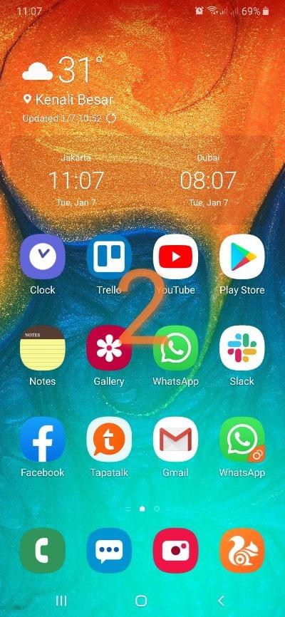 Cara Merekam Layar Hp Android (7)