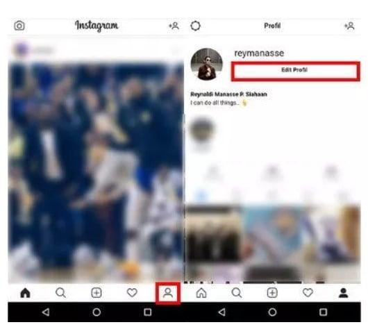 Cara Nonaktifkan Akun Instagram