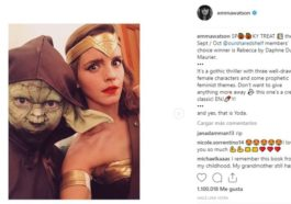 Emma Watson Wonder Woman