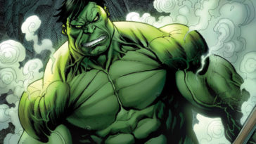 Hulk Marvel Comic
