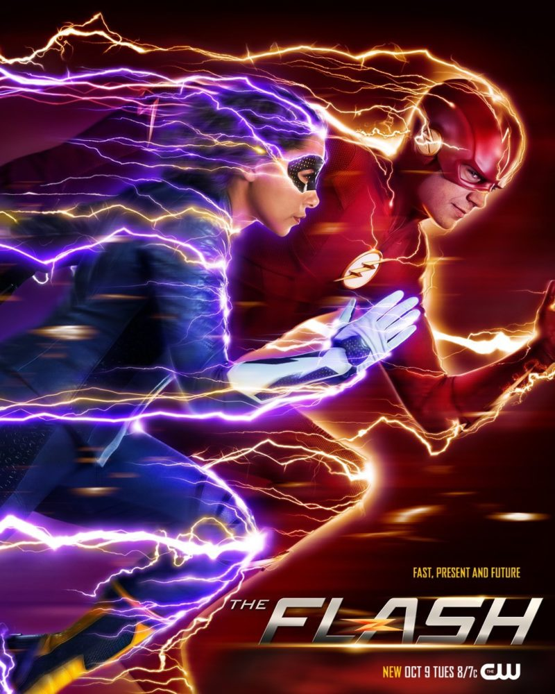 Poster The Flash Cw