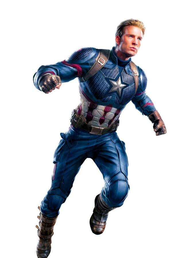 Promo Art Avengers 4 Captain America