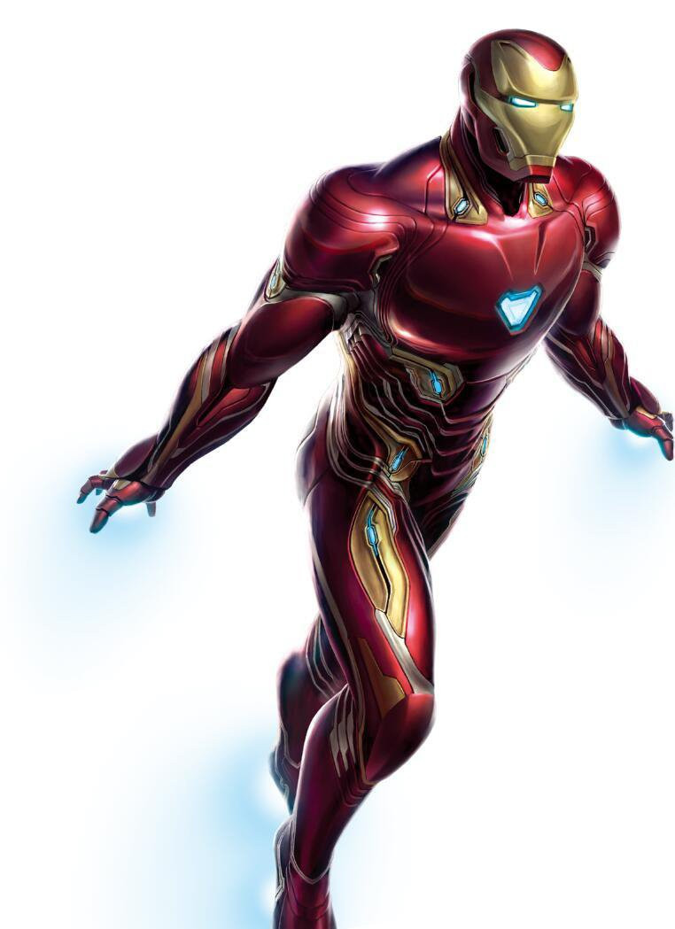 Promo Art Avengers 4 Iron Man