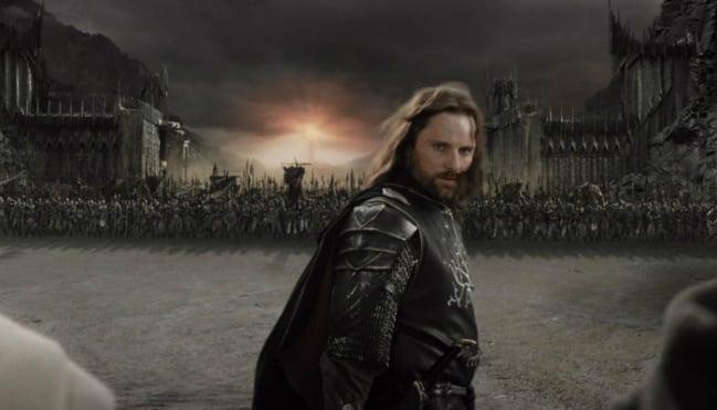 Rekomendasi Film Action Terbaik - Rekomendasi Film Aksi Terbaik - LOTR The Return of the King