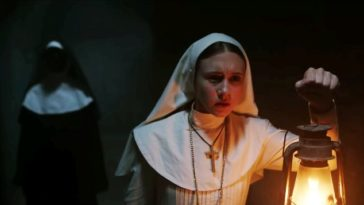 Review The Nun Indonesia
