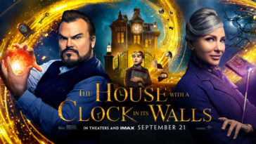 The House With A Clock In Its Walls Box Office