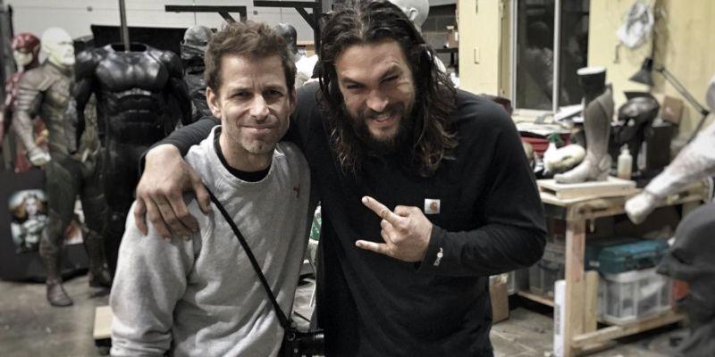 Zack Snyder Masuk Kredit Aquaman