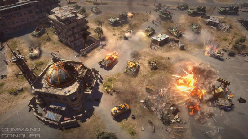 21 24 46 Command and Conquer Remasters