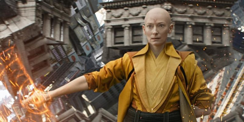 Avengers 4 Ancient One