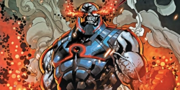 Darkseid Muda Di Justice League