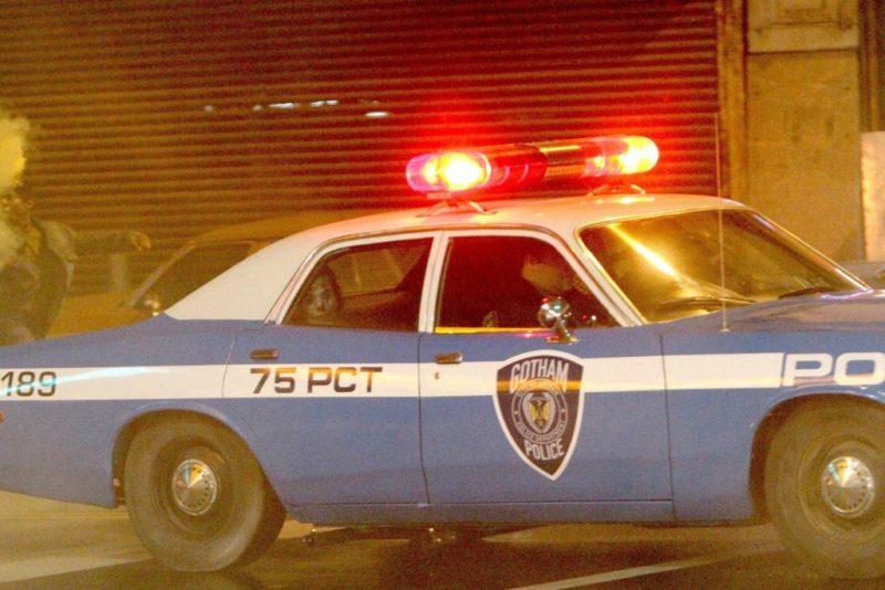 Foto Joker Dari Lokasi Syuting