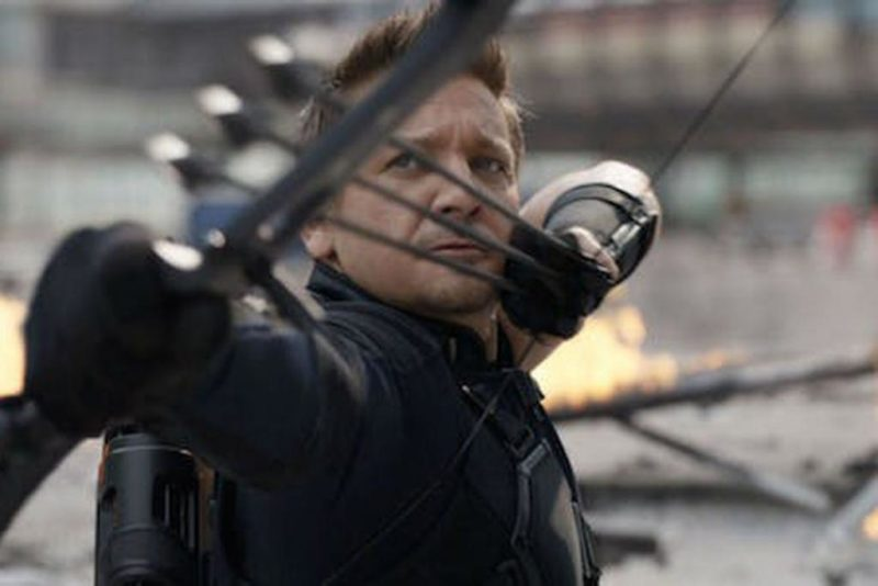 Hawkeye Film Solo