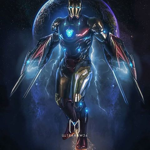 Iron Man Ultraraw26 Avengers 4