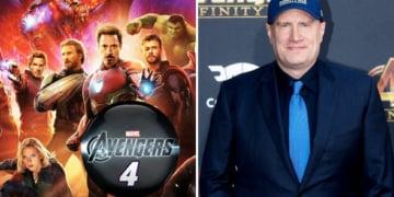 Kevin Feige Ungkap Trailer Avengers 4 Rilis