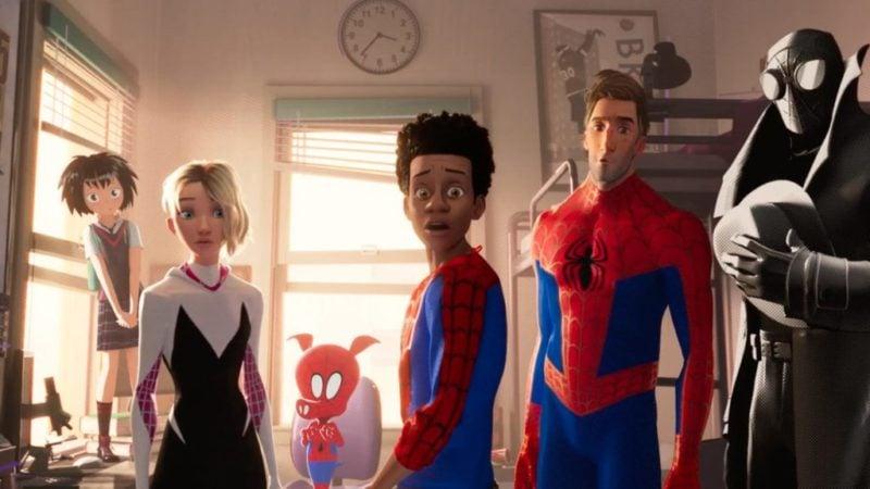 Trailer Terbaru Spider Man Into The Spider Verse