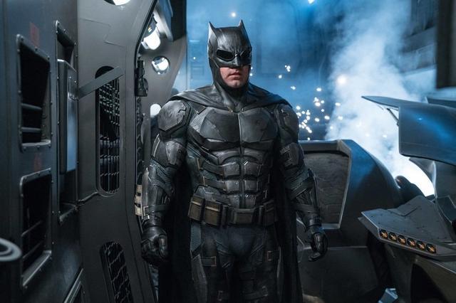 Zack Snyder Batman Mati 2