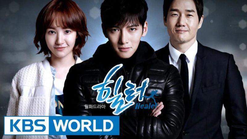 10 Rekomendasi Drama Korea Comedy Terbaik, Bikin Kamu Ngakak! Healer