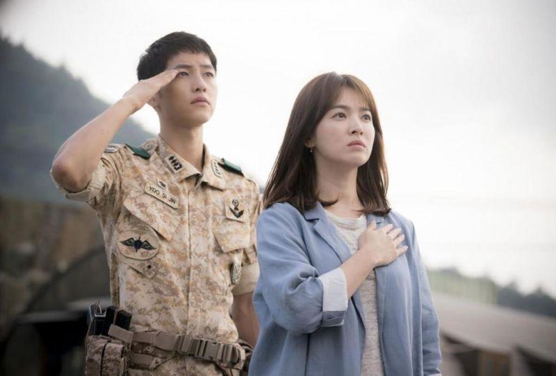 10 Rekomendasi Drama Korea Melodrama Terbaik, Bikin Kamu Nanggis! Descendants Of The Sun