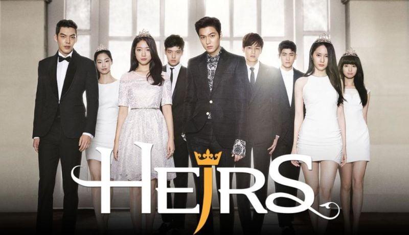 10 Rekomendasi Drama Korea Sekolah Terbaik, Bikin Kalian Nostalgia Banget! The Heirs